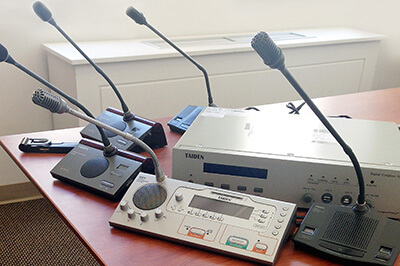Conference Rental Adds the Latest Gear in Simultaneous Interpretation to their Inventory