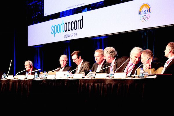 Conference Rental Provides Multilingual Communication for SportAccord