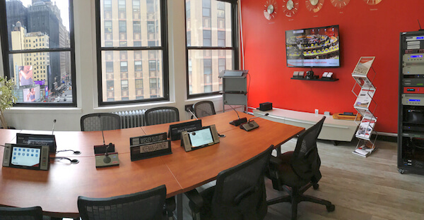 Conference Rental Opens Office in NYC as Demand for Conferencing Equipment Grows