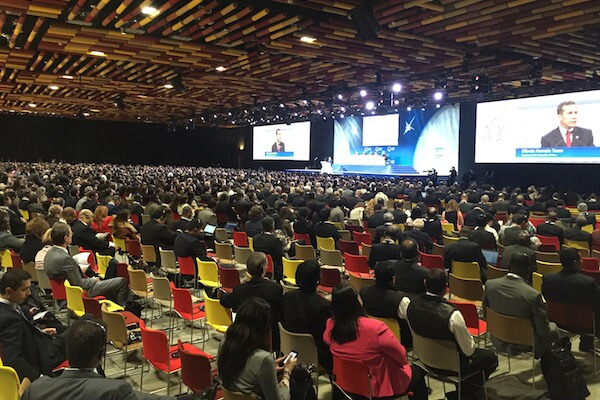 Conference Rental Expands to South America