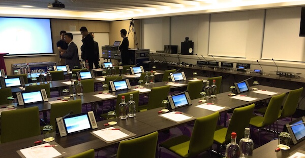 Conference Rental Adds All-in-One Video Microphones to Rental Inventory