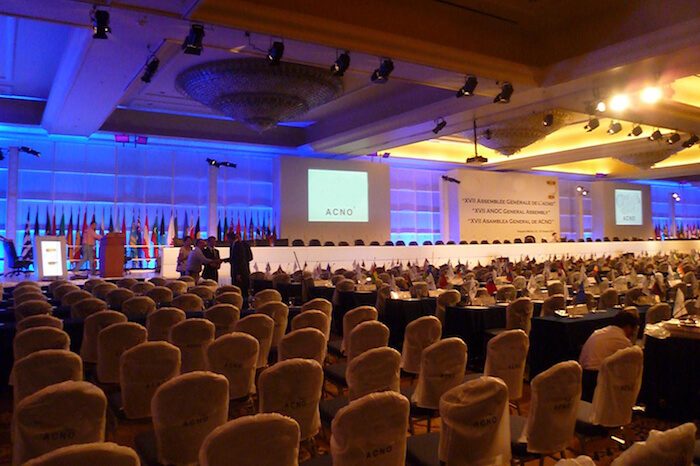 Association of National Olympic Committees General Assembly