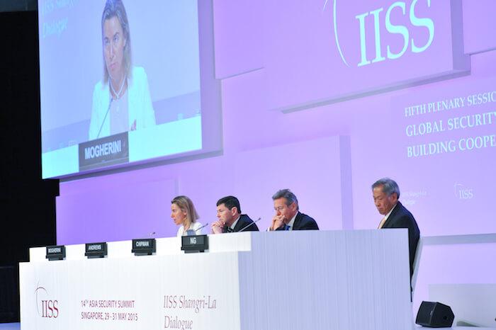IISS Shangri-La Dialogue