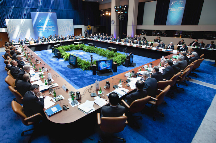 International Financial Institution Annual Meetings
