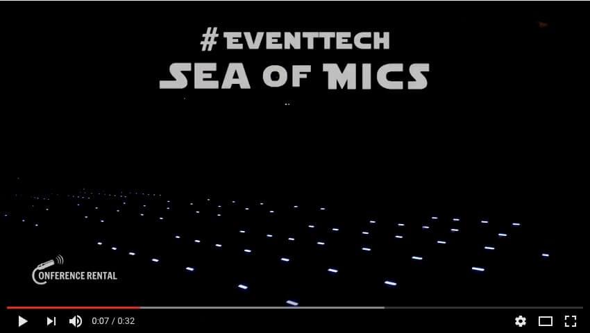 The Sea of Mics